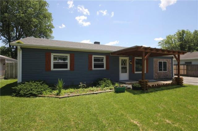 2643 S Cole Street, Indianapolis, IN 46241 (MLS #21650066) :: Richwine Elite Group