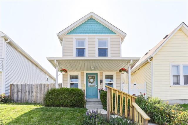 1121 S Capitol Avenue, Indianapolis, IN 46225 (MLS #21650075) :: Mike Price Realty Team - RE/MAX Centerstone
