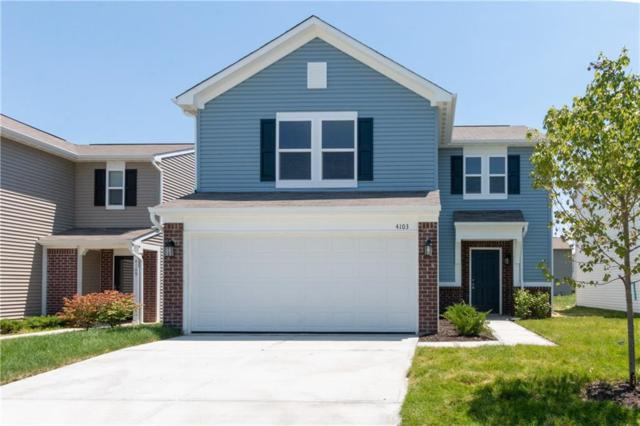 4103 Tahoe Drive, Indianapolis, IN 46235 (MLS #21650138) :: Mike Price Realty Team - RE/MAX Centerstone