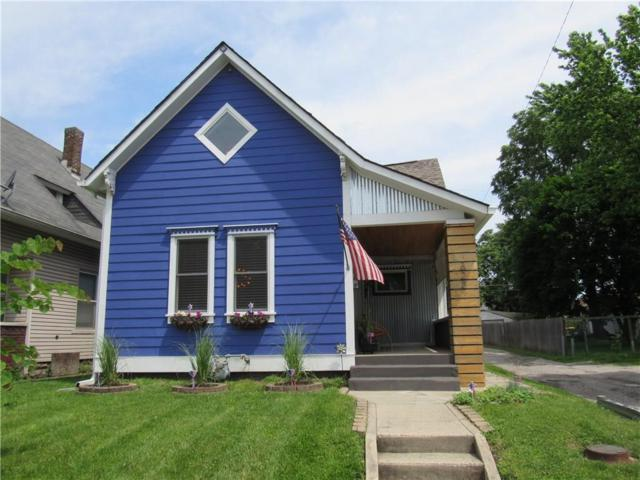 628 Lincoln Street, Indianapolis, IN 46203 (MLS #21650210) :: FC Tucker Company