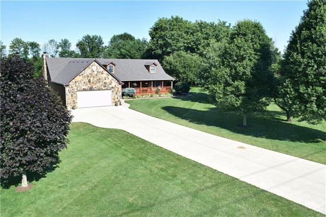 4541 N 600 E, Franklin, IN 46131 (MLS #21650853) :: Heard Real Estate Team | eXp Realty, LLC