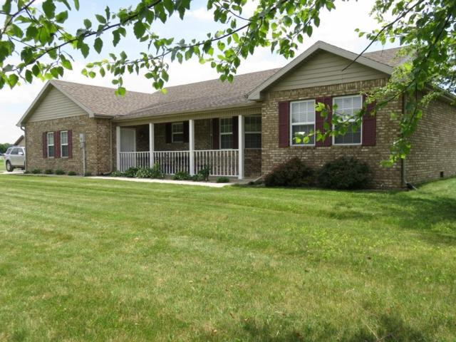 9617 E County Road 400 S, Selma, IN 47383 (MLS #21651511) :: The ORR Home Selling Team