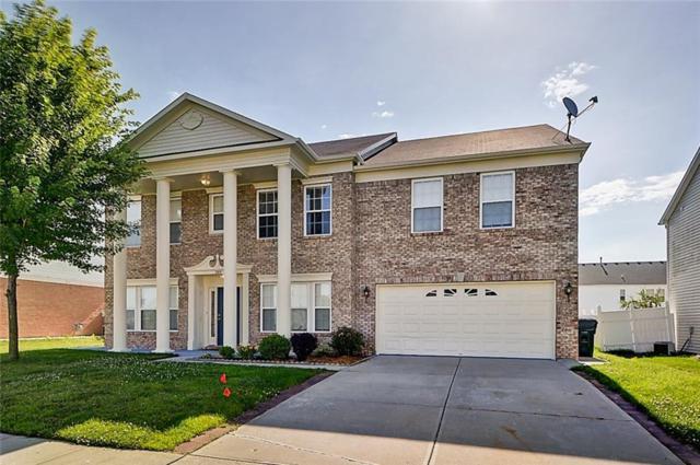 289 Legacy Boulevard, Greenwood, IN 46143 (MLS #21651624) :: Heard Real Estate Team | eXp Realty, LLC