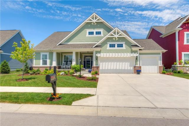 10654 Heatherfield Drive, Fishers, IN 46038 (MLS #21651648) :: AR/haus Group Realty