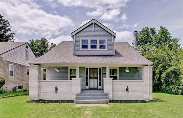 3440 Forest Manor Avenue, Indianapolis, IN 46218 (MLS #21651696) :: David Brenton's Team
