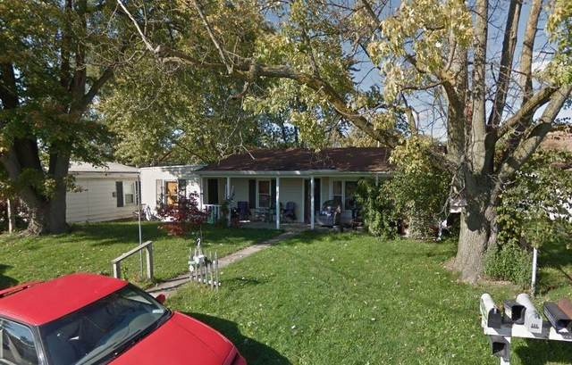 942 Walnut Street, Greenfield, IN 46140 (MLS #21651920) :: Richwine Elite Group
