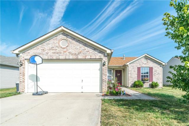 3418 Capsella Lane, Indianapolis, IN 46203 (MLS #21652511) :: Mike Price Realty Team - RE/MAX Centerstone