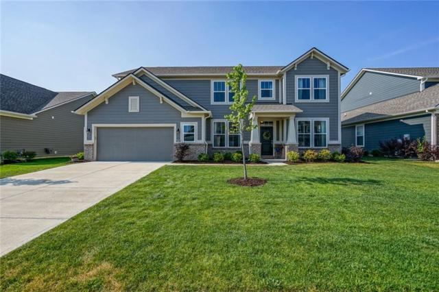 11945 Whisper Ridge Drive, Noblesville, IN 46060 (MLS #21652581) :: AR/haus Group Realty