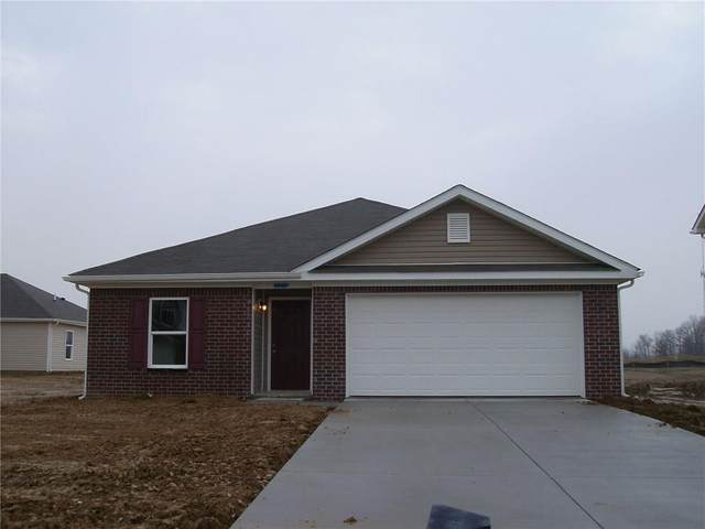 1395 N Gregg Drive, Albany, IN 47320 (MLS #21653547) :: The Indy Property Source