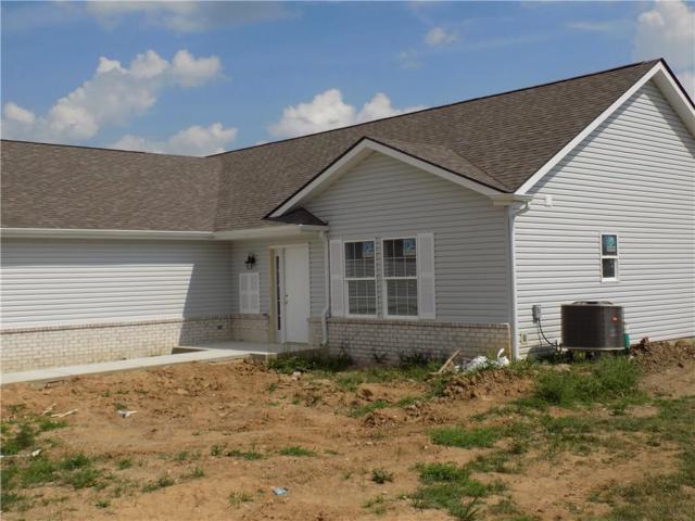 3409 Village Drive, Anderson, IN 46011 (MLS #21653562) :: David Brenton's Team