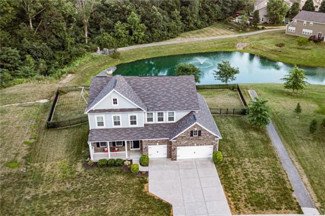 3401 Streamside Drive, Greenwood, IN 46143 (MLS #21653598) :: The Indy Property Source