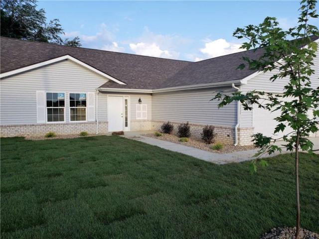 3401 Village Drive, Anderson, IN 46011 (MLS #21653615) :: David Brenton's Team