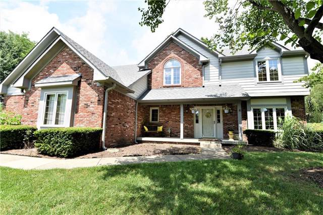 5284 Canary Court, Carmel, IN 46033 (MLS #21653742) :: AR/haus Group Realty