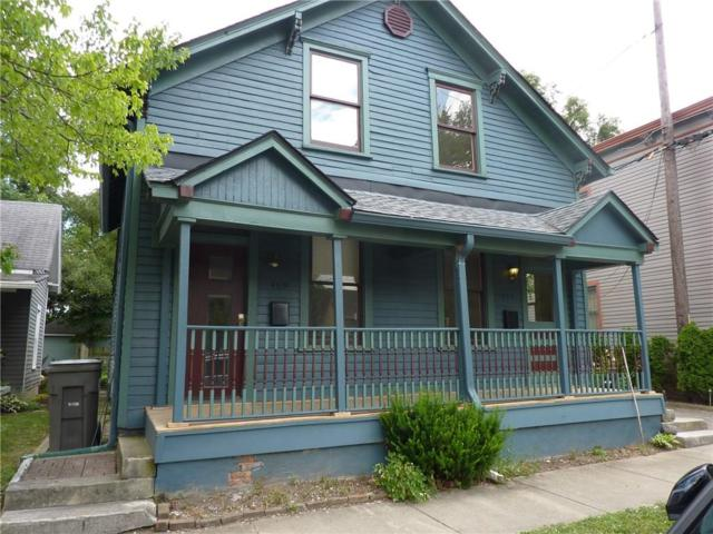 471 S Pine Street, Indianapolis, IN 46203 (MLS #21653747) :: Mike Price Realty Team - RE/MAX Centerstone