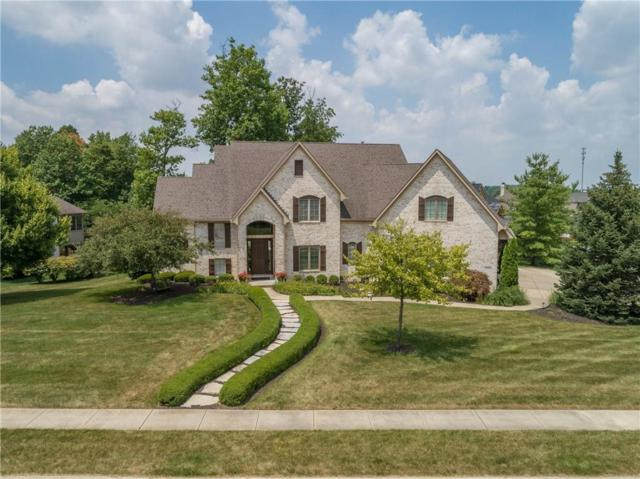 10701 Harbor Bay Drive, Fortville, IN 46040 (MLS #21653936) :: HergGroup Indianapolis