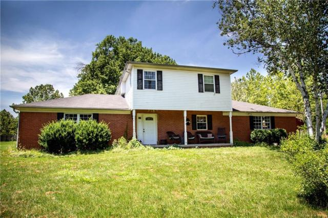 6110 N County Road 375 E, Pittsboro, IN 46167 (MLS #21654166) :: The Indy Property Source