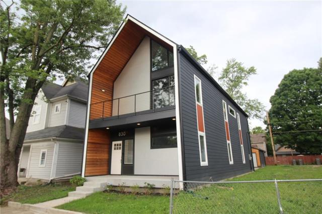 830 Harlan Street, Indianapolis, IN 46203 (MLS #21654205) :: The Star Team | RE/MAX Realty Group
