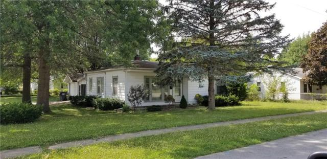 107 Hall Street, Chesterfield, IN 46017 (MLS #21655214) :: The ORR Home Selling Team