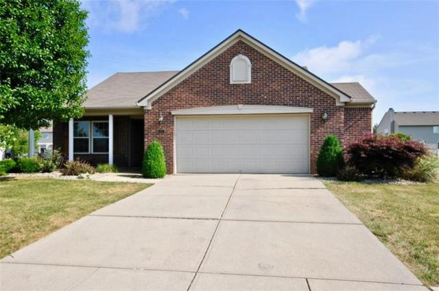 8172 Stonelick Drive, Avon, IN 46123 (MLS #21655322) :: Mike Price Realty Team - RE/MAX Centerstone