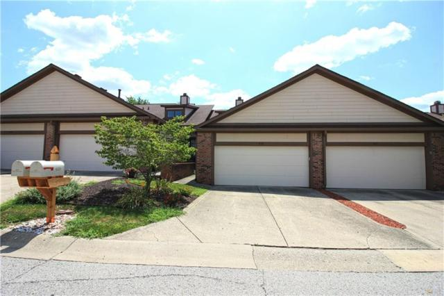 633 Cielo Vista Drive, Greenwood, IN 46143 (MLS #21656362) :: The Indy Property Source