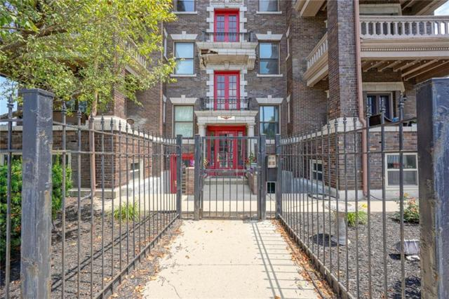 2161 N Meridian Street #6, Indianapolis, IN 46202 (MLS #21656543) :: The Indy Property Source