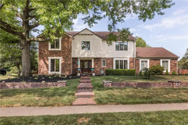 11764 Eden Estates Place, Carmel, IN 46033 (MLS #21656566) :: The Indy Property Source
