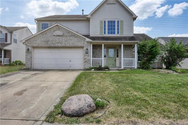 1113 Central Park Boulevard S, Greenwood, IN 46143 (MLS #21657882) :: The Indy Property Source