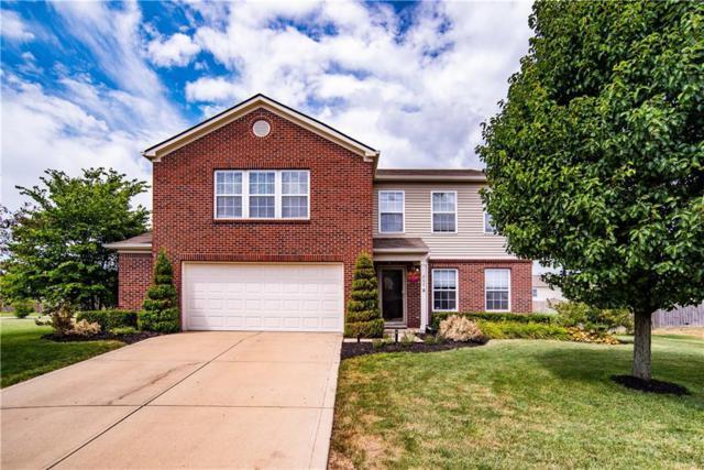 602 Stonehenge Way, Brownsburg, IN 46112 (MLS #21658245) :: The Indy Property Source