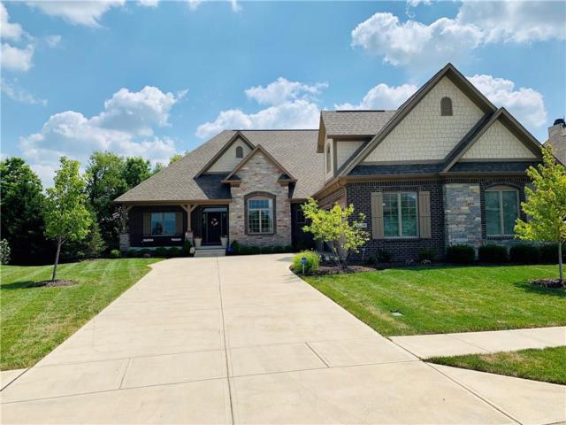 16520 Gleneagles Court, Noblesville, IN 46060 (MLS #21658437) :: The Indy Property Source