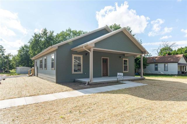 123 N Elm Street, Thorntown, IN 46071 (MLS #21659517) :: The Indy Property Source