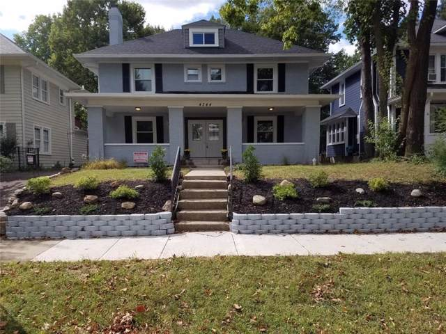 4344 N College Avenue, Indianapolis, IN 46205 (MLS #21659524) :: Your Journey Team