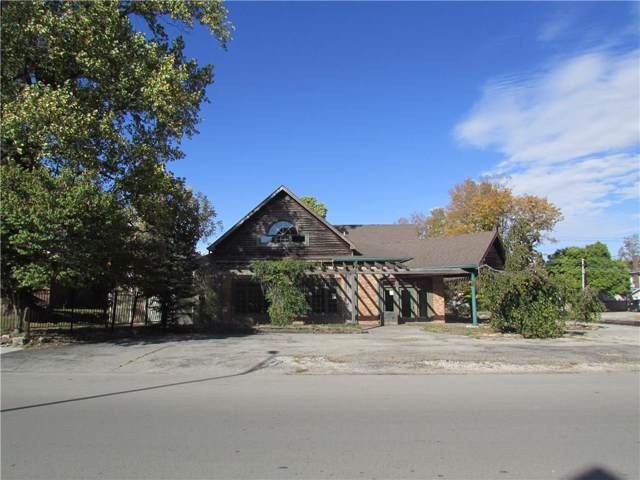 320 E Main Street, Lebanon, IN 46052 (MLS #21659688) :: The Indy Property Source
