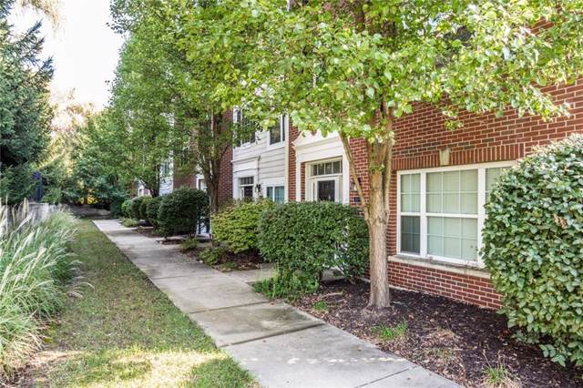 2380 The Springs Drive #3, Indianapolis, IN 46260 (MLS #21660790) :: Heard Real Estate Team | eXp Realty, LLC
