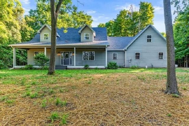 10400 N County Road 525 W, Gaston, IN 47342 (MLS #21660869) :: The ORR Home Selling Team
