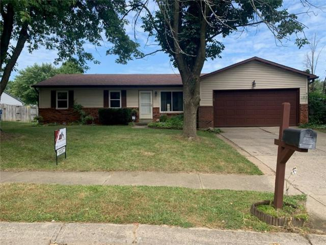 3206 Tempe Drive, Indianapolis, IN 46241 (MLS #21661035) :: Mike Price Realty Team - RE/MAX Centerstone