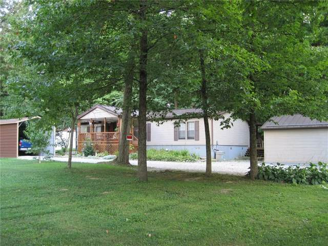 10298 Deer Run Road, Poland, IN 47868 (MLS #21661861) :: The Indy Property Source