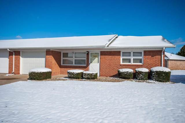 2518 Pamela Court 9/B, Anderson, IN 46012 (MLS #21662507) :: Mike Price Realty Team - RE/MAX Centerstone