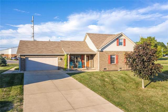 9170 Briar Drive, Lapel, IN 46051 (MLS #21663304) :: Richwine Elite Group