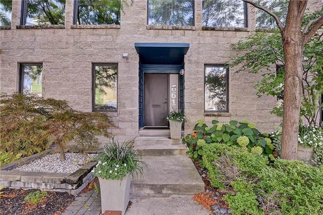 661 E Merrill Street, Indianapolis, IN 46203 (MLS #21663368) :: The Indy Property Source