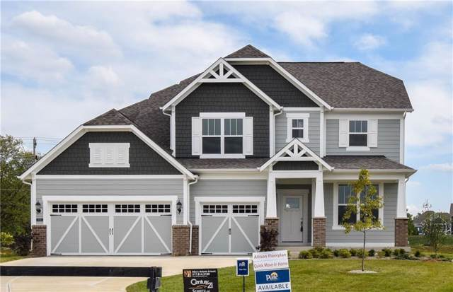 6705 June Rose Court, Noblesville, IN 46062 (MLS #21663461) :: Mike Price Realty Team - RE/MAX Centerstone