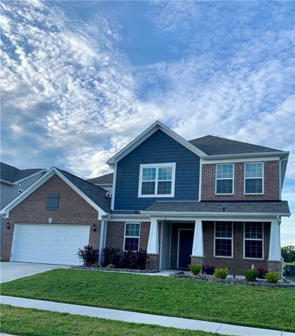 5438 Aster Drive, Plainfield, IN 46168 (MLS #21664523) :: HergGroup Indianapolis