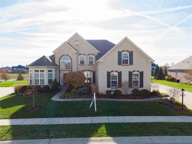 2817 E High Grove Circle, Zionsville, IN 46077 (MLS #21665488) :: AR/haus Group Realty