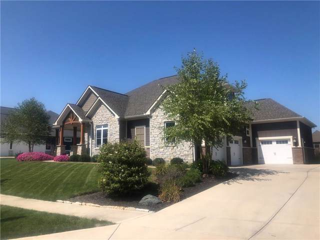 4364 W Lookout Pass, New Palestine, IN 46163 (MLS #21666119) :: The Indy Property Source