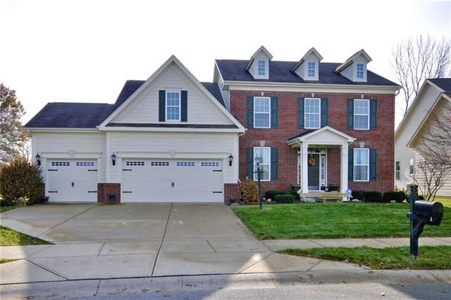 10745 Sunbird Drive, Fishers, IN 46038 (MLS #21666193) :: Anthony Robinson & AMR Real Estate Group LLC
