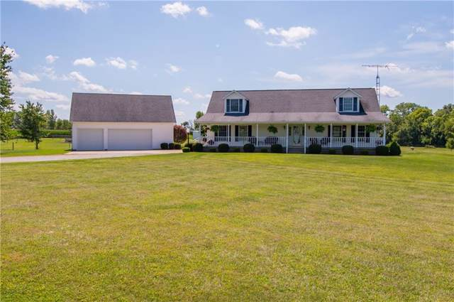 8141 W 400 North Road N, Arlington, IN 46104 (MLS #21666368) :: The Indy Property Source