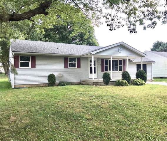 1440 Swarthmoor Drive, New Castle, IN 47362 (MLS #21667177) :: The Star Team | RE/MAX Realty Group