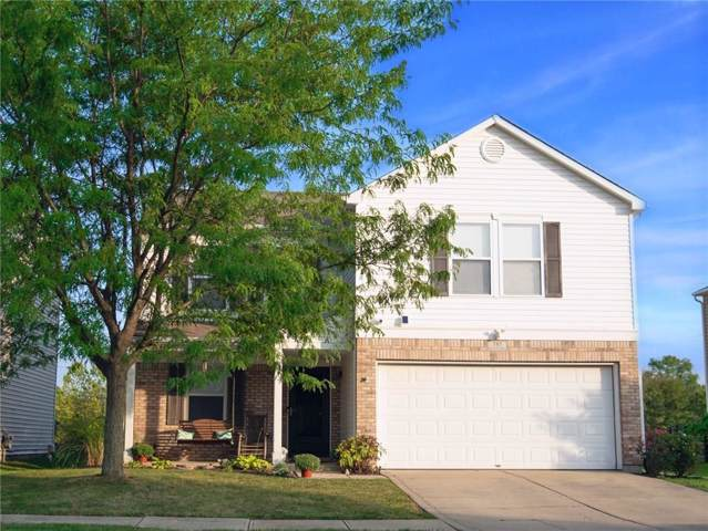 757 Wheatgrass Drive, Greenwood, IN 46143 (MLS #21667212) :: HergGroup Indianapolis