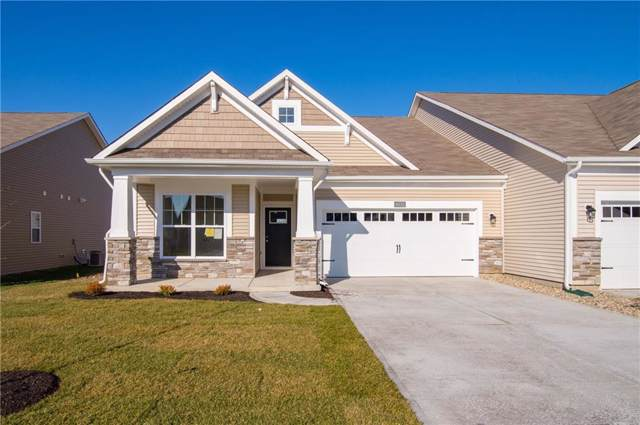 6032 Rockdell Drive, Indianapolis, IN 46237 (MLS #21667465) :: Your Journey Team