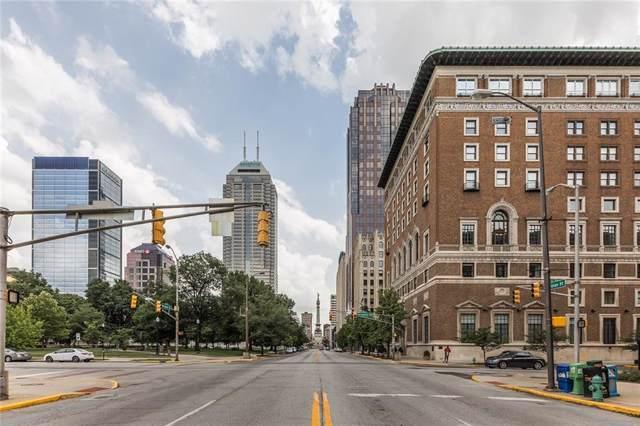 350 N Meridian Street #603, Indianapolis, IN 46204 (MLS #21667576) :: Heard Real Estate Team | eXp Realty, LLC