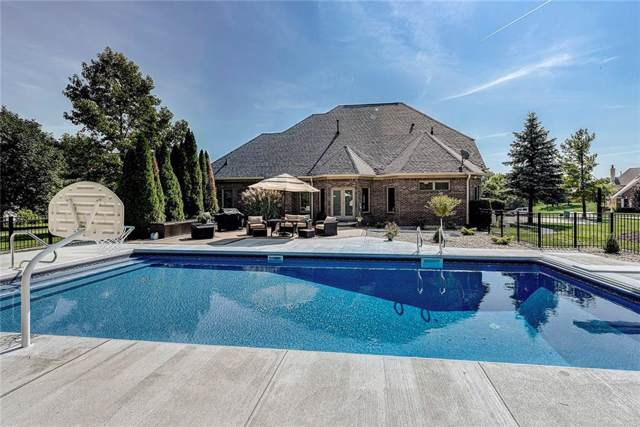 154 Woodfield, Danville, IN 46122 (MLS #21667653) :: The Indy Property Source